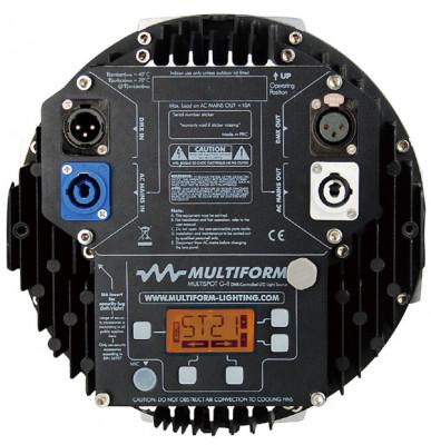 Pack » MULTIFORM LIGHTING » MULTISPOT GII HS2034