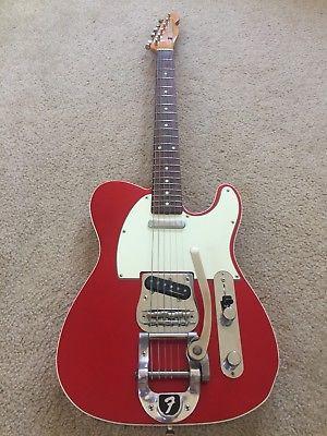 Fender Telecaster 62 Custom Bigsby