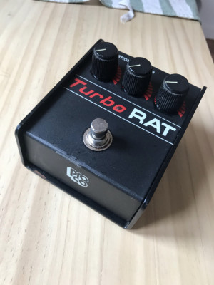 Pedal Proco Turbo RAT lm308n