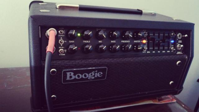 Mesa Boogie Mark V 25+pantalla 1x12