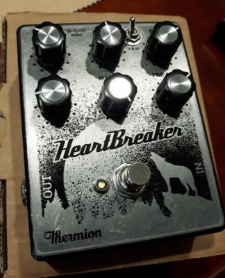Thermion Heartbreaker - Pedal distorsión / overdrive