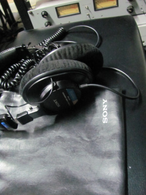 Auriculares Sony MDR-7506 Made in Japan