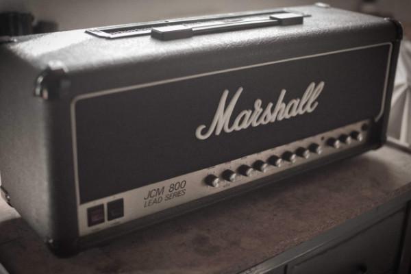 Marshall JCM 800 (2210) de 1987
