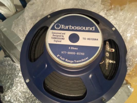 "Altavoz 8"" 4 Ohm Turbosound"