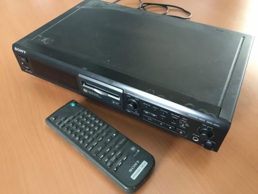 Minidisc SONY MDS-JE510