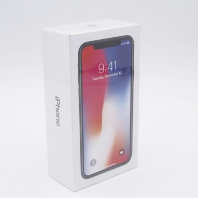IPHONE X 256 GB Space Gray Nuevo Precintado E321349