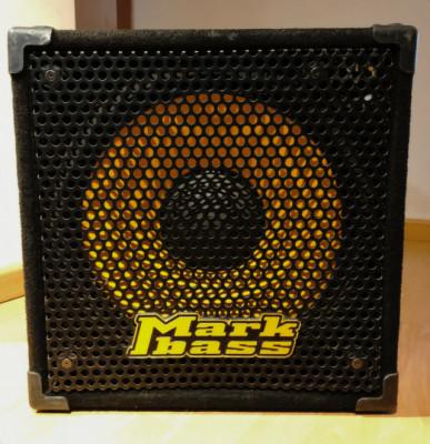Combo Mark Bass CMD 151 P
