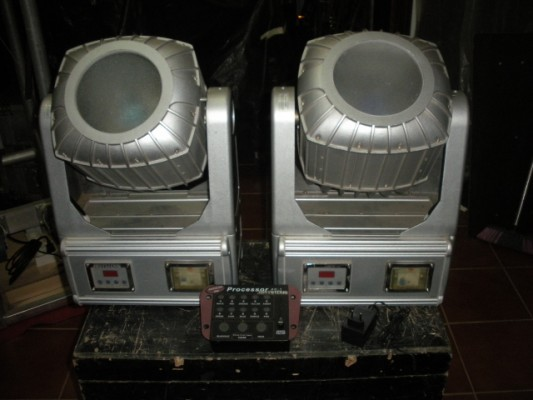 Vendo 2 JB System AKI color 250.