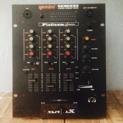 Mesa de mezclas Gemini PS-626
