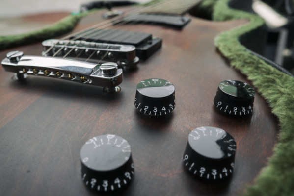 Guitarra Gibson LPJ (incluye estuche rigido)