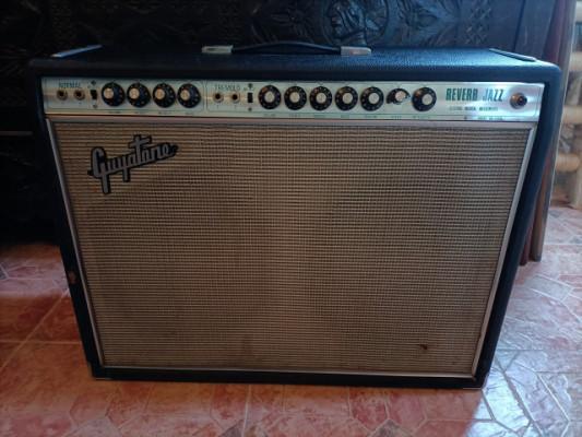 Guyatone GA-1050 Reverb Jazz 1970-75 Fujigen (Gakki)