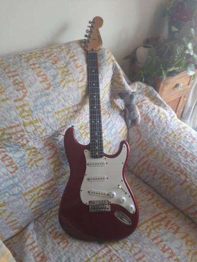 Fender Straocaster Mexico 1991/92