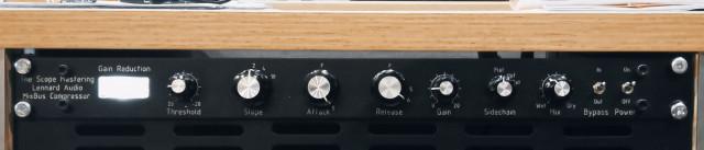 Compresor Lennard Audio