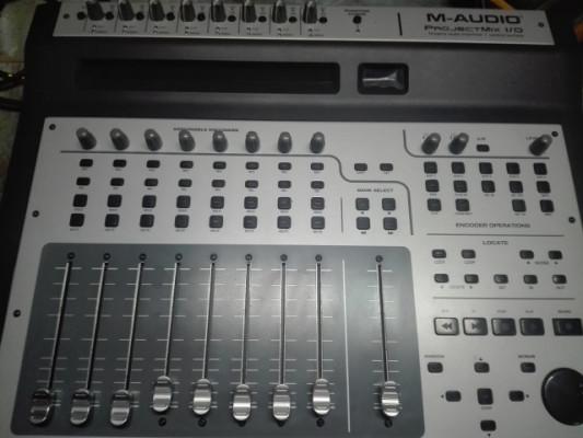 M-AUDIO Pro jetmix