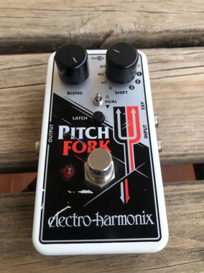 Electro Harmonix Pitch Fork Pitch Shifter