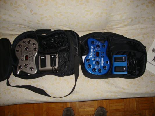 Pack V-Amp Guitarra y Bajo de Behringer.
