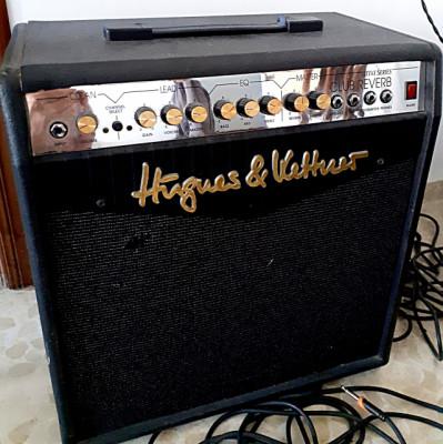Amplificador HK Club Reverb Attax Series