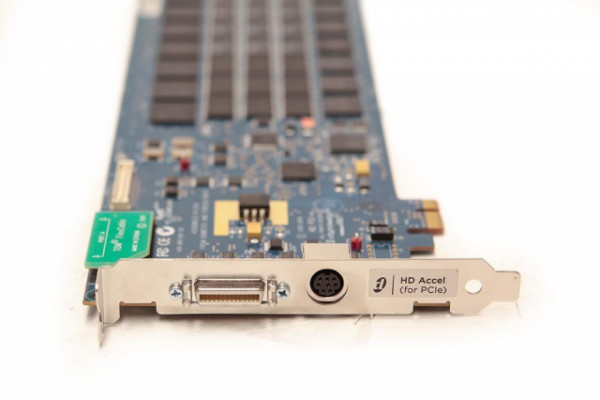 Pro tools accel Pcie card