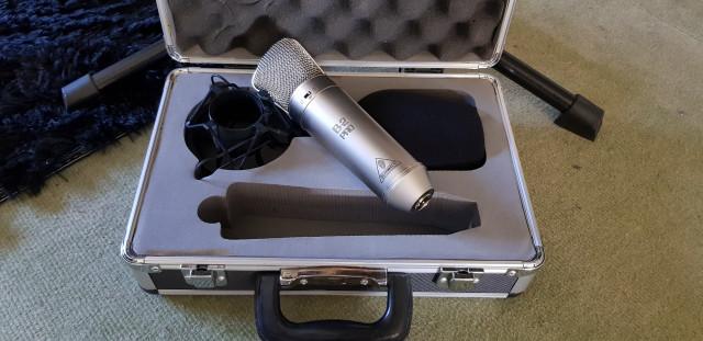 Micrófono de condensador Behringer B-2 Pro