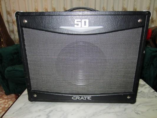 o CAMBIO:Amplificador Crate V50 (100% Valvulas)