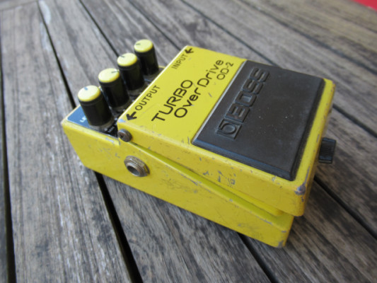 "Overdrive ""Boss Turbo Overdrive od-2"""
