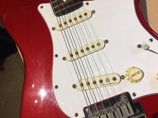 Pastillas Fender Vintage Noiseless