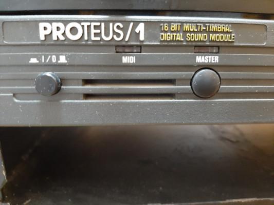 Modulo de sonido Proteus 1 .
