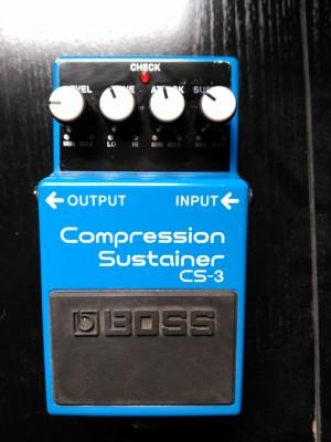 Boss CS-3 compressor sustainer