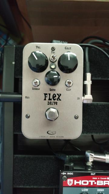 J rockett flex drive
