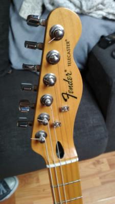 Fender Telecaster MX standard