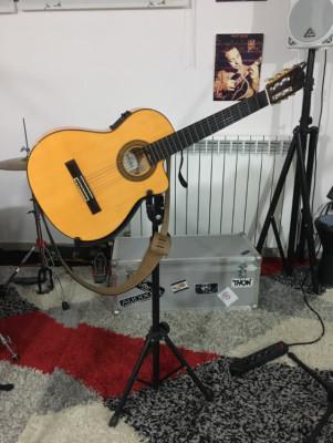 Soporte guitarra directo