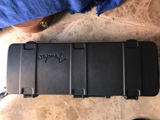 Stratocaster American Standard con Lollar Blackface