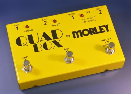 Vendo Morley Quad Box