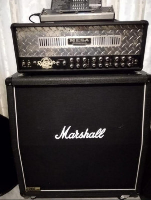Cabezal Mesa Boogie Triple Rectifier + pantalla Marshall 1960 Lead