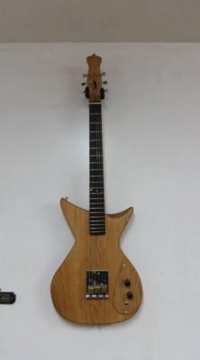 Guitarra/Sitar de Luthier