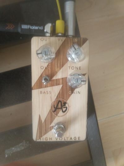 Anasound high voltage