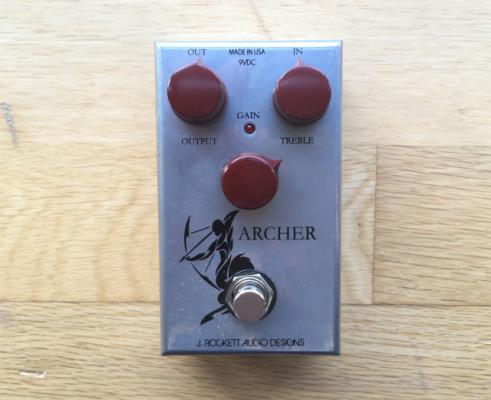 Overdrive Rockett Audio Archer (Centaur)