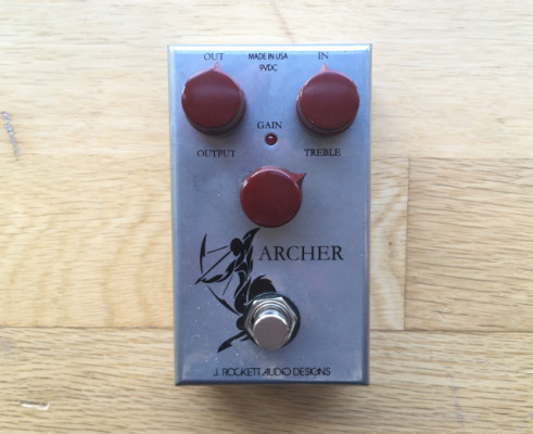 Overdrive Rockett Audio Archer