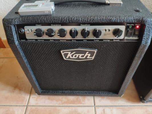 O vendo Koch Studiotone