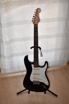 Fender Stratocaster Japan 92/93 Texas Special RESERVADA