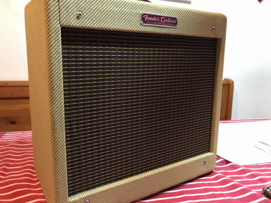 Fender Tweed 5f1 clon