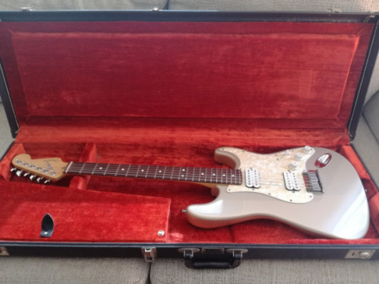 "Fender Stratocaster USA´97 ""Big Apple"""