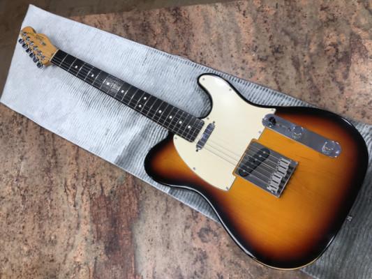 vendida Fender American Standard Telecaster 1991 Sunburst