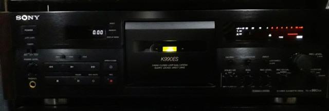 Sony TC-K990ES cassette deck