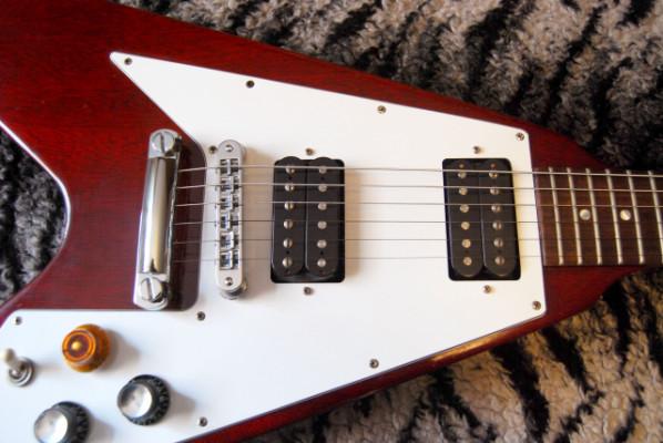 Gibson USA Flying V67 Cherry