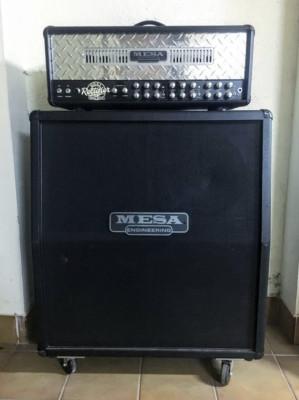 Pantalla Mesa Boogie 4x12 Angulada ( Dual Rectifier) + Funda  acolchada