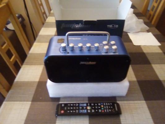Amplificador portatil tomsline tm10