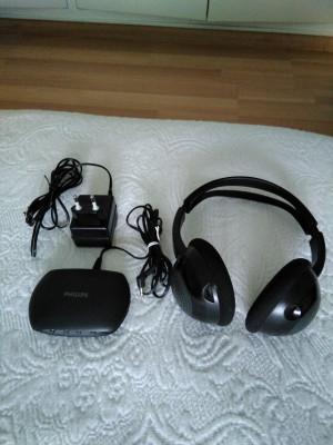 Auriculares Hifi Inalámbricos Philips SHC 13007