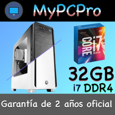 Mac Pro Hackintosh i7 32 GB RAM DDR4 500 GB SSD CustoMac /Windows
