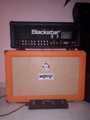 Cabezal Blackstar series one 104el34 100 watts